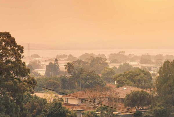 lower the risk of bushfire with higher BAL