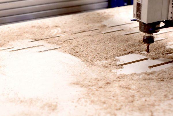 digital wood manufacturing CNC