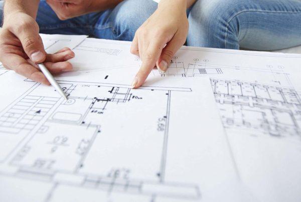 design development for the house construction